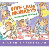 Five Little Monkeys Travel Activity Kit by Eileen Christelow, 9780547510750