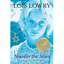 Number the Stars by Lois Lowry, 9780547577098