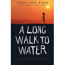 A Long Walk to Water by Linda Sue Park, 9780547577319
