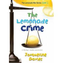 The Lemonade Crime by Ms Jacqueline Davies, 9780547722375