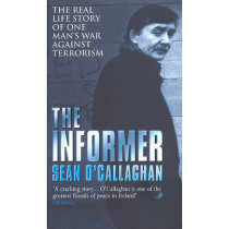 The Informer by Sean O'Callaghan, 9780552146074