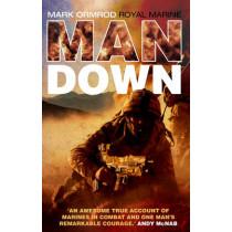 Man Down by Marine Mark Ormond, 9780552159494