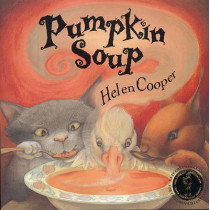 Pumpkin Soup by Helen Cooper, 9780552545105