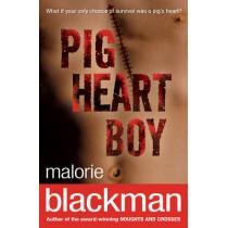 Pig-Heart Boy by Malorie Blackman, 9780552551663