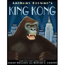 King Kong by Anthony Browne, 9780552553841