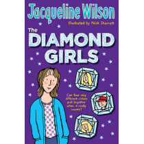 The Diamond Girls by Jacqueline Wilson, 9780552556125
