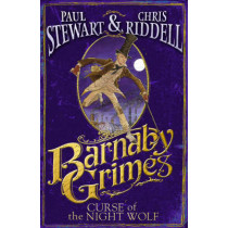 Barnaby Grimes: Curse of the Night Wolf by Paul Stewart, 9780552556217