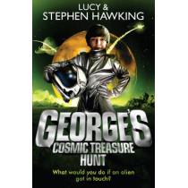 George's Cosmic Treasure Hunt by Lucy Hawking, 9780552559614