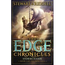 The Edge Chronicles 5: Stormchaser: Second Book of Twig by Chris Riddell, 9780552569651