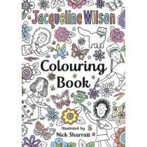 The Jacqueline Wilson Colouring Book by Nick Sharratt, 9780552575522