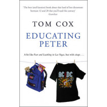 Educating Peter by Tom Cox, 9780552778633