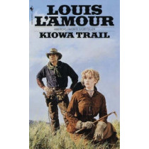 Kiowa Trail by Louis L'Amour, 9780553249057