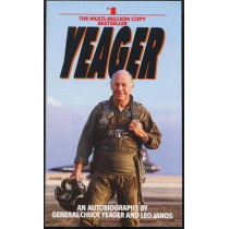 Yeager: An Autobiography by Chuck Yeager, 9780553256741