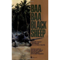 Baa Baa Black Sheep by Greg Boyington, 9780553263503