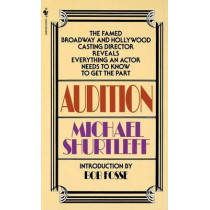 Audition by Michael Shurtleff, 9780553272956