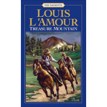 Treasure Mountain by Louis L'Amour, 9780553276893