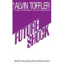 Future Shock by Alvin Toffler, 9780553277371