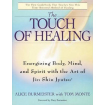 The Touch Of Healing by Alice Burmeister, 9780553377842