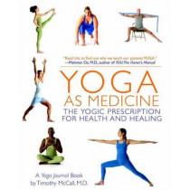 Yoga As Medicine by Timothy B. McCall, 9780553384062