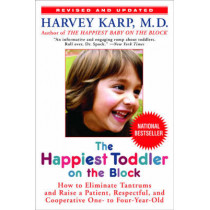 Happiest Toddler On The Block by Harvey Karp, 9780553384420