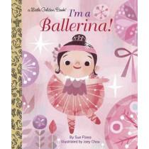 LGB I'm A Ballerina! by Sue Fliess, 9780553497588