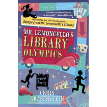 Mr. Lemoncello's Library Olympics by Chris Grabenstein, 9780553510409