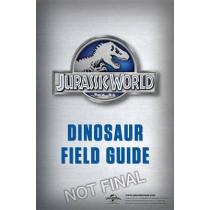 Jurassic World Dinosaur Field Guide (Jurassic World) by Dr Thomas R Holtz, 9780553536850