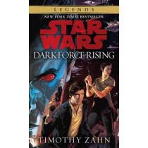 Star Wars 02: Dark Force Rising by Timothy Zahn, 9780553560718