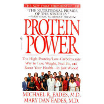 Protein Power by Michael R. Eades, 9780553574753