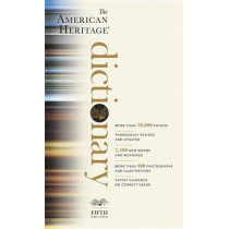 The American Heritage Dictionary by Houghton Mifflin Company, 9780553583229