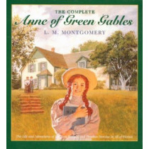 Anne of Green Gables Complete 8 Book Box Set by Lucy Maud Montgomery, 9780553609417