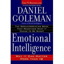 Emotional Intelligence by Daniel Goleman, 9780553804911