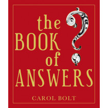 The Book Of Answers by Carol Bolt, 9780553813548