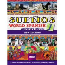 SUENOS WORLD SPANISH 1 ACTIVITY BOOK NEW EDITION by Almudena Sanchez, 9780563472476
