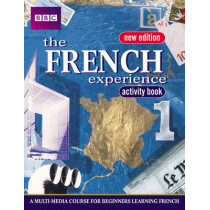 FRENCH EXPERIENCE 1 ACTIVITY BOOK NEW EDITION by Isabelle Fournier, 9780563472575