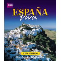 ESPANA VIVA COURSEBOOK NEW EDITION by Derek Utley, 9780563472667