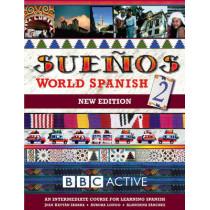 SUENOS WORLD SPANISH 2 INTERMEDIATE COURSE BOOK (NEW EDITION by Almudena Sanchez, 9780563519126