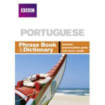 BBC PORTUGUESE PHRASE BOOK & DICTIONARY by Phillippa Goodrich, 9780563519232