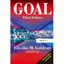 The Goal: A Process of Ongoing Improvement by Eliyahu M. Goldratt, 9780566086656