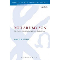 You Are My Son: The Family of God in the Epistle to the Hebrews by Amy L. B. Peeler, 9780567665010