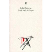 Look Back in Anger by John Osborne, 9780571038480