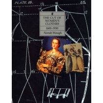 The Cut of Women's Clothes: 1600-1930 by Norah Waugh, 9780571085941
