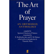 The Art of Prayer by Igumen of Valamo Khariton, 9780571191659