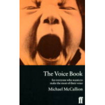 The Voice Book by Michael McCallion, 9780571195251