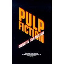 Pulp Fiction by Quentin Tarantino, 9780571200689