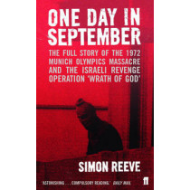 One Day in September by Simon Reeve, 9780571231812