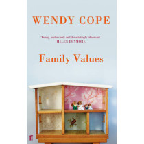 Family Values by Wendy Cope, 9780571280629