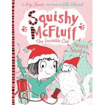 Squishy McFluff: Secret Santa by Pip Jones, 9780571302567