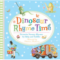 Dinosaur Rhyme Time by Various, 9780571308330