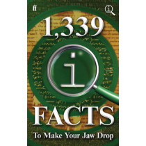 1,339 QI Facts To Make Your Jaw Drop by John Mitchinson, 9780571308941